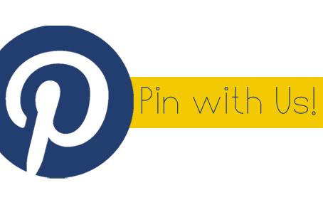 Pin with Us!