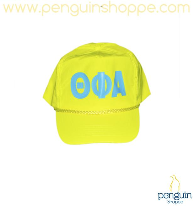 Penguin Pe Accessories Neon Yellow And Blue Hat